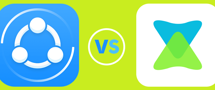 SHAREit vs  Xender: Which is a Better Version to Download