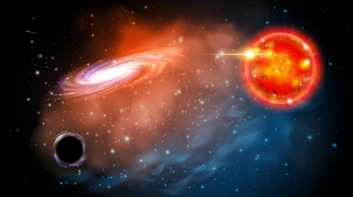 China Focus: Chinese astronomers discover unexpected huge stellar black hole