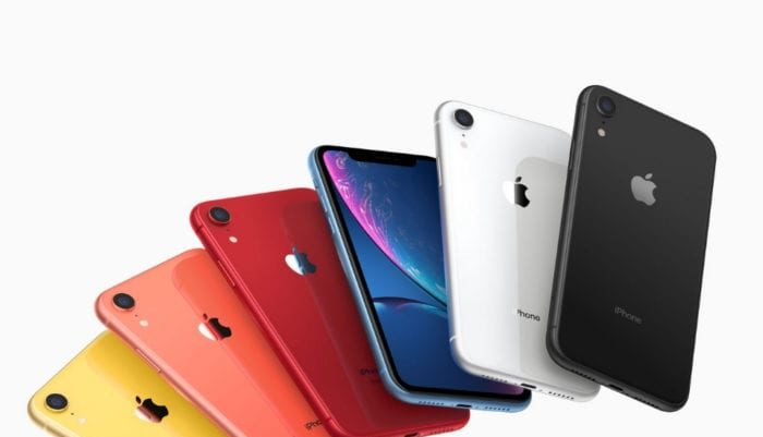 Apple's iPhone XR dominated 2019 smartphone market