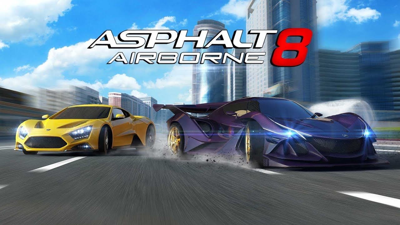 Asphalt 8: Airborne 4.9.1b Update Launched With A New Car And Improvements  - Tech Life