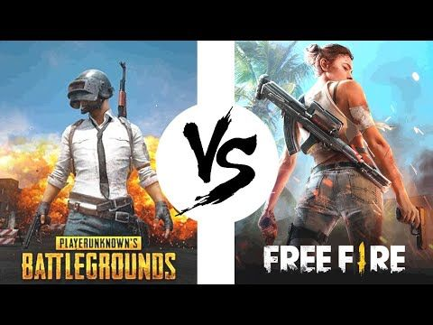 Pubg Mobile Vs Garena Free Fire Character Progression Maps Requirements And More Tech Life