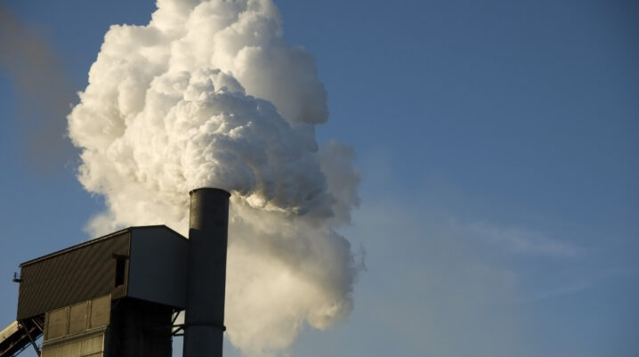 New Record of Heat-trapping Carbon Dioxide