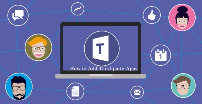 How to Add Third-party Apps Teams