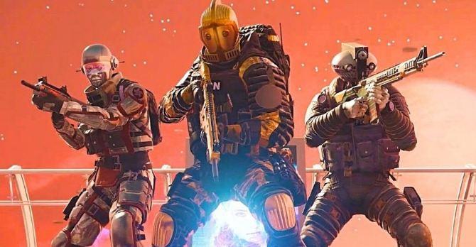 Rainbow Six Siege: Mute Protocol Event