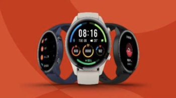 mi watch launch
